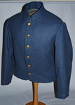 Francis L. Smith VMI cadet gray broadcloth - Jackets